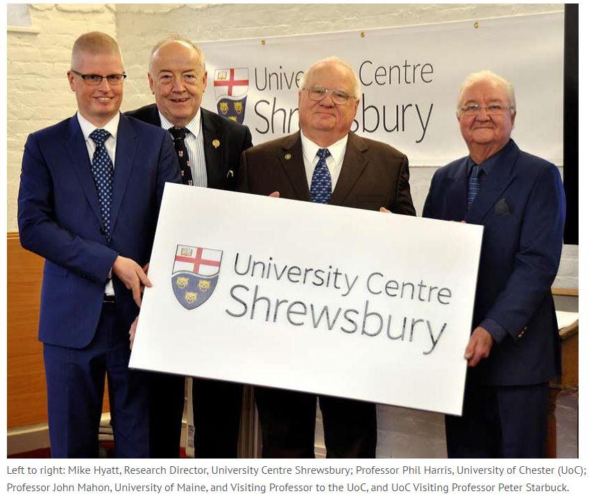Shrewsbury University Centre